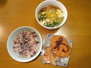 お楽しみ昼食♪♪